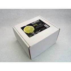 Caja de 60 toallitas refrescantes de limón tejido suave