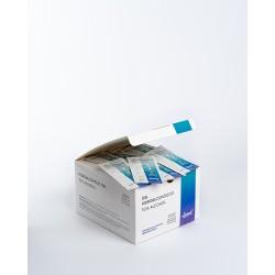 Caja de 200 sobres de gel hidroalcoholico