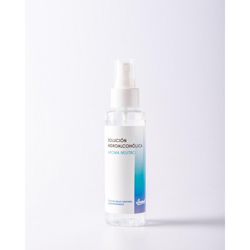 Spray gel hidroalcohólico