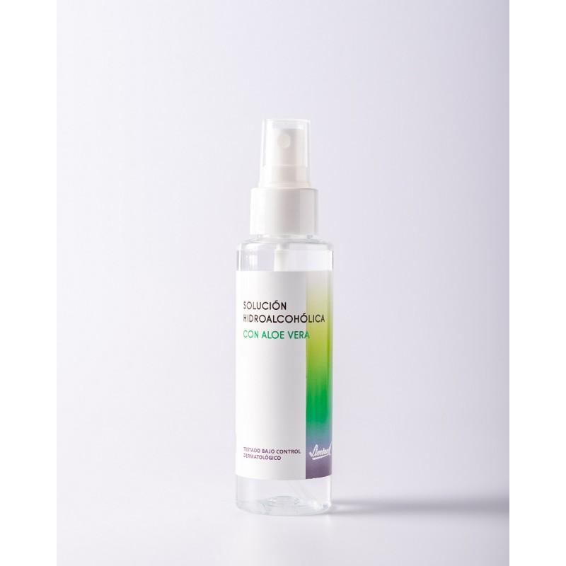 Spray gel hidroalcoholico aloe vera