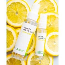 Spray gel hidroalcoholico limon